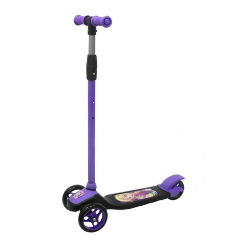 Rising Sports 3 Tekerlekli Polly Pocket Scooter