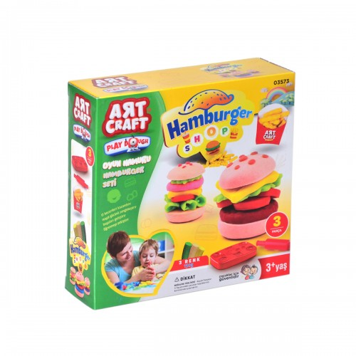 HAMBURGER SETİ